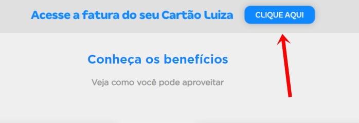 Fatura Luiza Cred