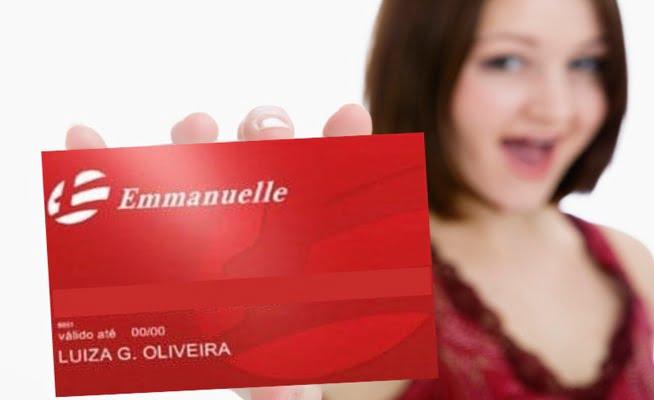 fatura do cartão emanuelle