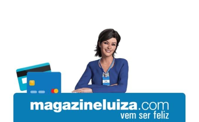 desbloquear cartão Magazine Luiza
